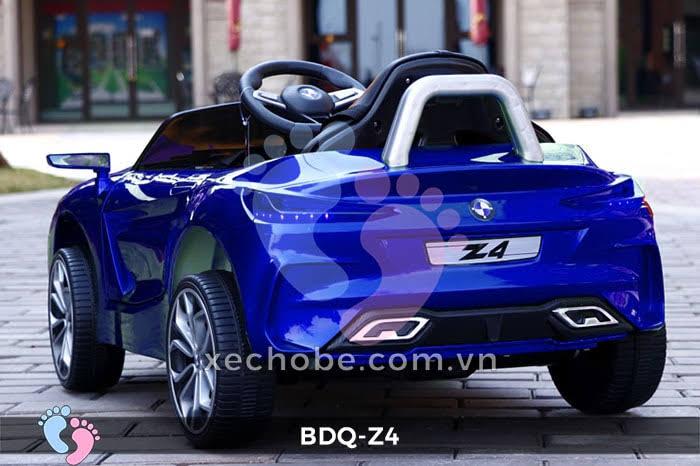 Xe ô tô điện cho bé BDQ-Z4 22