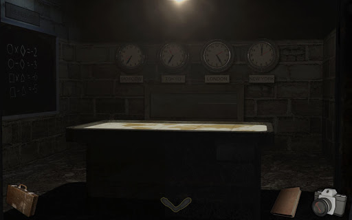 All That Remains: Part 1 - Bunker Room Escape Game - screenshot