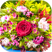 Wonderful Flowers Puzzle