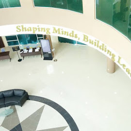 Shaping minds building leadership by Zulkifli Khair - Buildings & Architecture Other Interior ( akept, shaping minds )