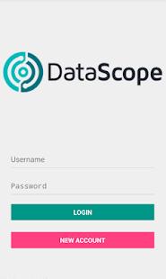 DataScope - náhled