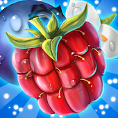 Forest Fruit Crush - Match 3
