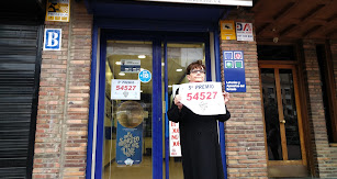Blanca Peramos, que ha repartido en Segovia 10,2 millones del 54.527.