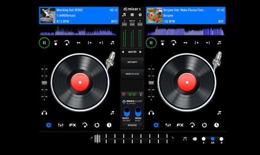 Virtual DJ Studio Pro - náhled
