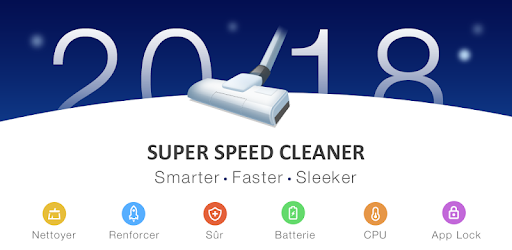 Super Speed Cleaner - Antivirus Cleaner & Booster app (apk) free download for Android/PC/Windows screenshot