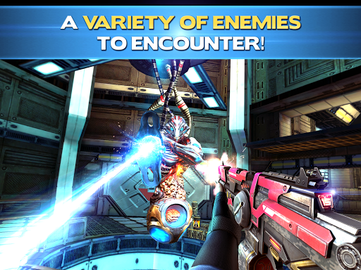 Strike Back: Elite Force - FPS 1.41 screenshots 10
