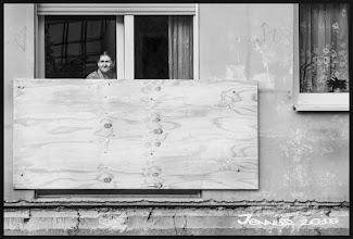 Photo: am Fenster