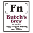 Logo of Foggy Noggin Butch's Brew