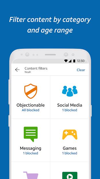 AT&T Secure Family™ screenshot 4