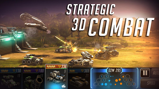 League of War Mercenaries v9.3 APK Full