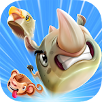 Stampede Rampage: Escape the city Icon