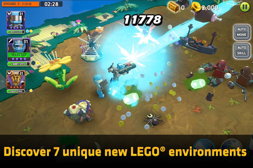 LEGOu00ae Quest & Collect 1.0.13 screenshots 5