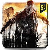 Zombie Shooting Game-Halloween