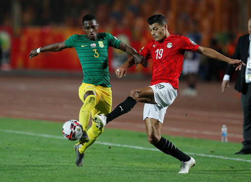 Dubious penalty seals SA's fate against hosts Egypt in controversial Afcon semi