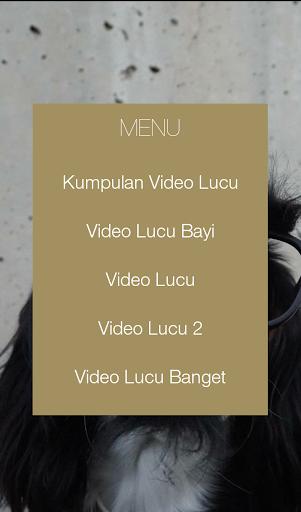 Video Lucu Lucu  screenshots 2