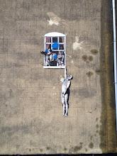 Photo: Banksy in Bristol