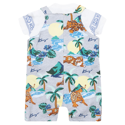 Thumbnail images of Kenzo Kids 2 Piece Outfit Set
