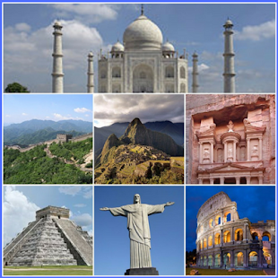 seven wonders of the world in hindi New 7 wonders of the world in hindi: संसार के सात महान आश्चर्य september 23, 2016 june 14, 2018 pawan singh wonders new seven wonders of the world in hindi.