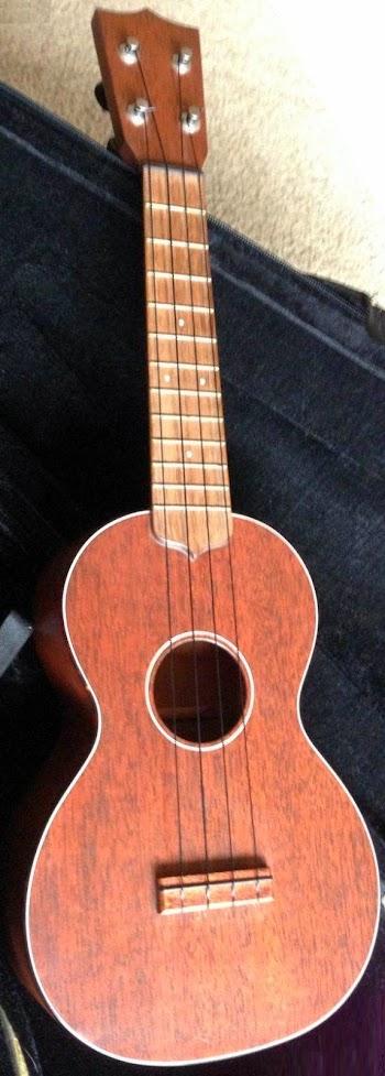 hill guitars s1 soprano Ukulele