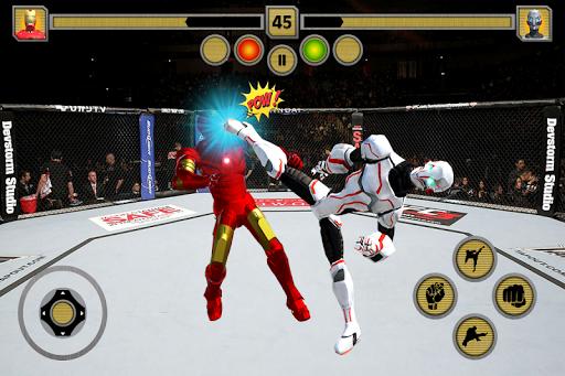 Immortal Gods Fighting Ring Arena Superhero War 1.5 4