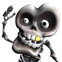 Talking Skeleton icon