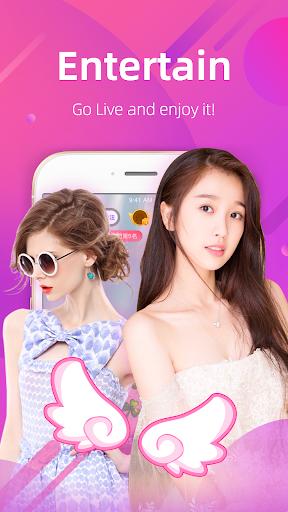 Lucky Live-Live Video Streaming App screenshot 2