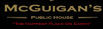Logo for McGuigan's Public House