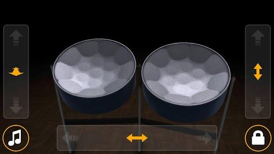 Steelpan 3D - náhled