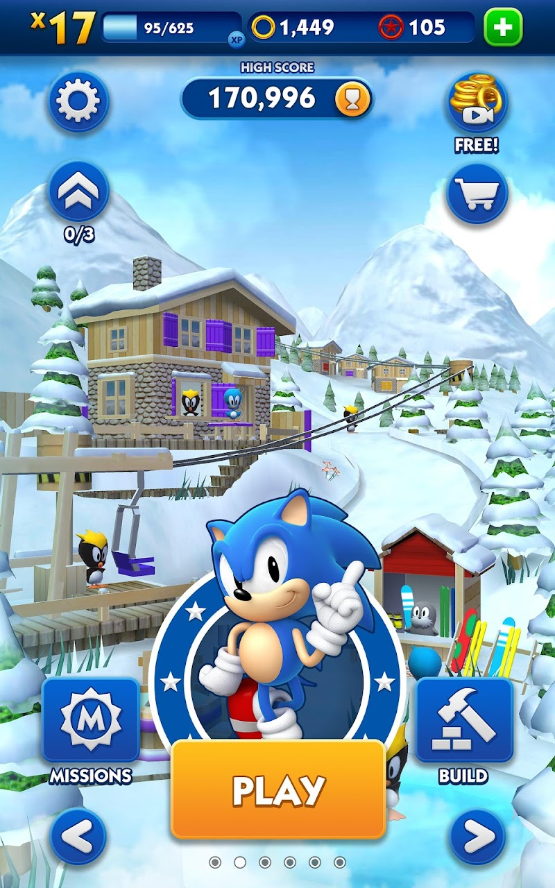 Sonic Dash Screenshot 10