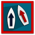 Sailing Right of Way icon
