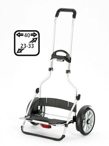 Andersen Royal Shopper Plus Chassi 25cm Kullagrade Hjul