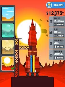 Rocket Sky! MOD (Free Shopping) 10