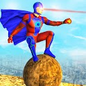 Real Superhero 3D Fighter: City Fighting Games icon