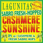 Lagunitas Cashmere Sunshine Fresh Hop IPA