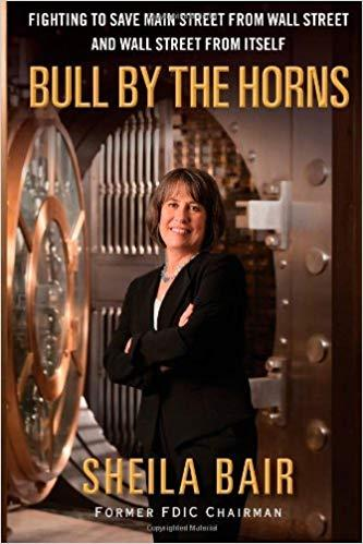 Bull by the Horns: Fighting to Save Main Street from Wall Street and Wall Street from Itself BY SHIELA BAIR