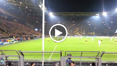 Video: BVB Fans waren schon siegessicher..