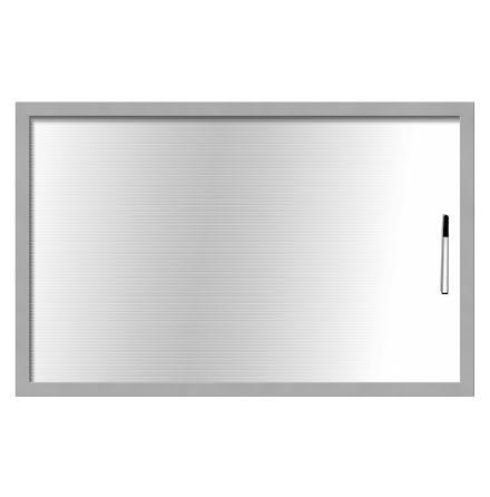 Silverboard magnetisk 60x45cm