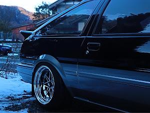 スプリンタートレノ AE86 GT-APEX 後期のカスタム事例画像 けいちゃん@さんの2021年01月20日18:56の投稿