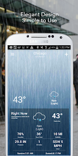 WeatherExpert screenshot for Android