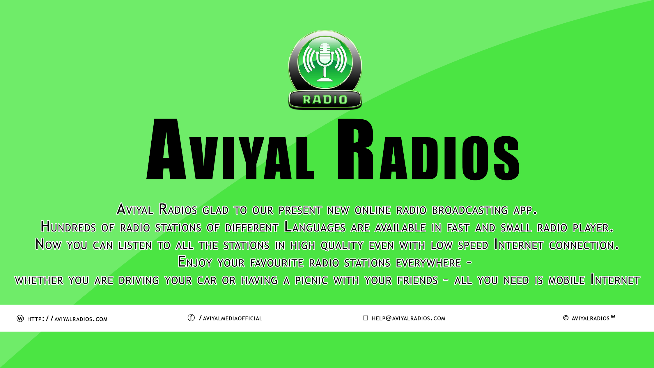 📻 Aviyal Radios™