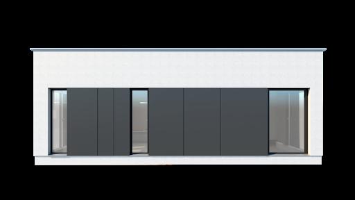 FX-1 - Elewacja lewa