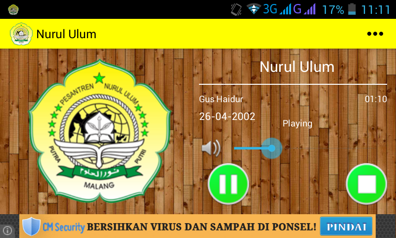 Nurul Ulum- screenshot