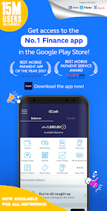 GCash - Buy Load, Pay Bills, Send Money 5 13 2 + (AdFree