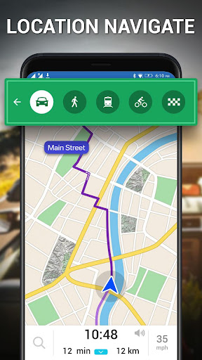 Street View - Earth Map Live, GPS & Satellite Map 1.0.9 Screenshots 4