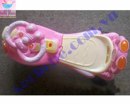 Xe lắc trẻ em XBD 606 5