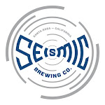 Logo for Seismic Brewing