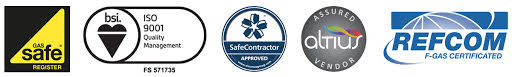 Aster Maintenance are accredited with or members of the following HVAC organisations