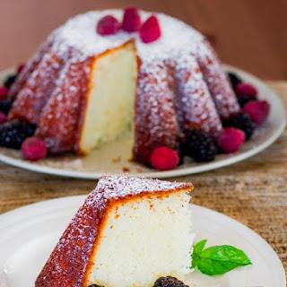 Lemon Yogurt Cake