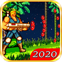 Kontra Brothers : Contra Shooting game 2020 icon