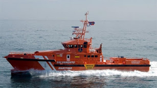 Imagen de archivo de Salvamento Marítimo.